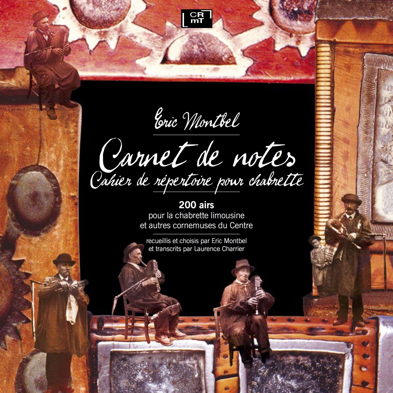 Visuel Cahier de chabrette E. Montbel
