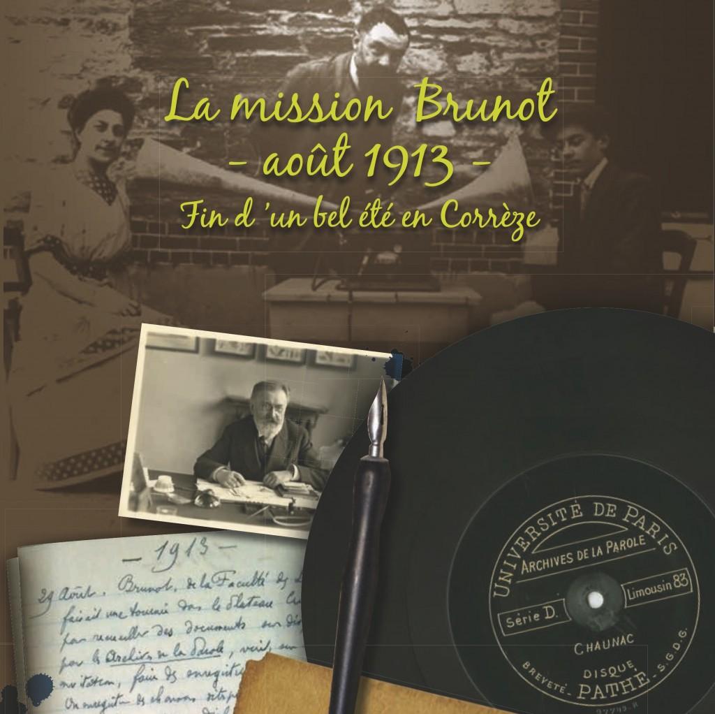 Livre-CD La Mission Brunot