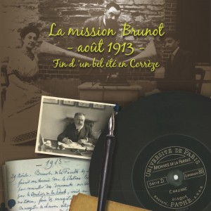 Livre-CD La Mission Brunot