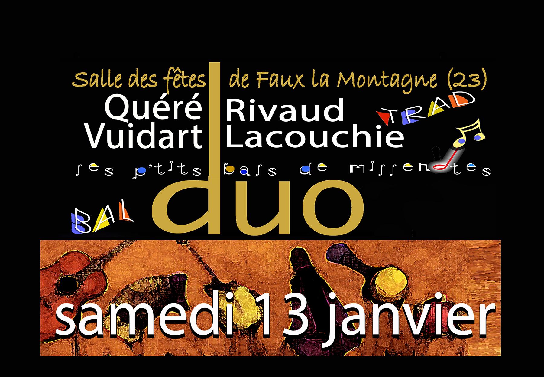 Quéré-Vuidart Rivaud-Lacouchie