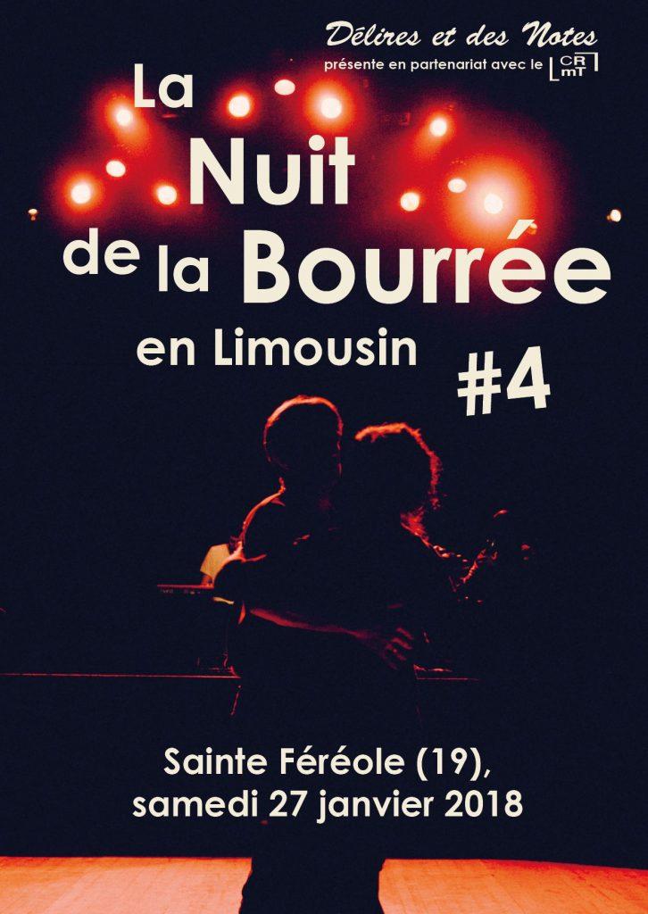 Nuit de la Bourrée #4 Ste-Féréole