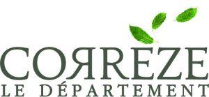 Logo CORREZE Le Departement MAJ