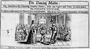 12 - The dancing master (image)
