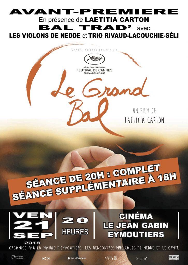 Flyer Avant-1ere Limousin Le Grand Bal 20180921 MAJ