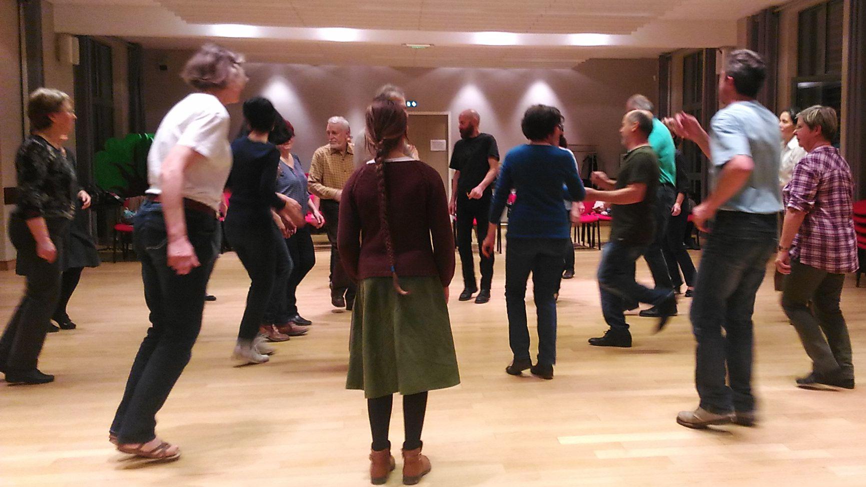 Atelier de danses traditionnelles de Patrick Graval (CRMTL)