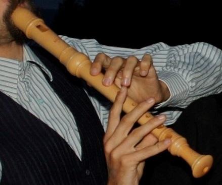 flûte alto Moeck