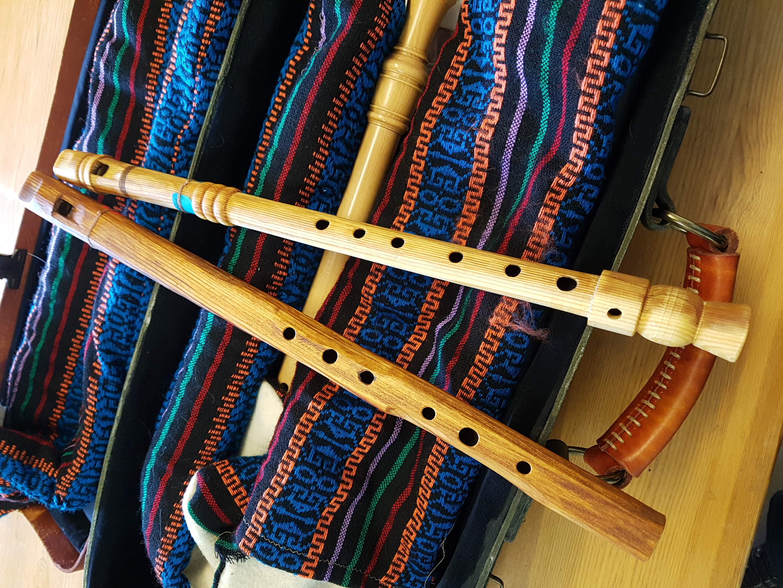 flûtes suédoises Gunnar Stenmark