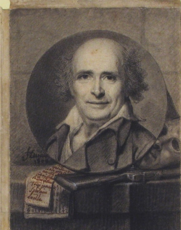 Illustration : Portrait du compositeur André-Ernest-Modeste Grétry (par François Dumont)